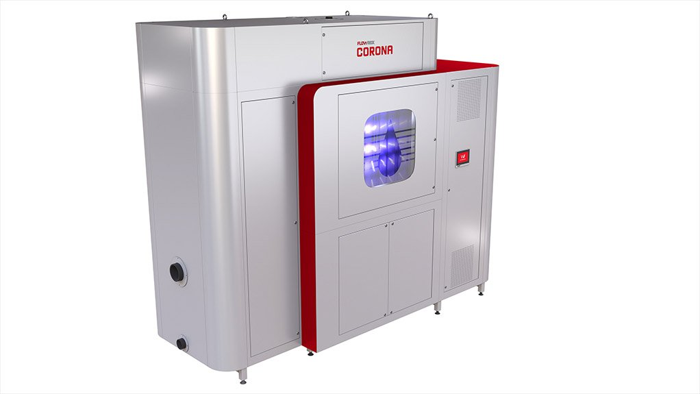 PURI-FECT The Flowrox Corona uses cold plasma technology to purify wastewater before being reintroduced into the environment