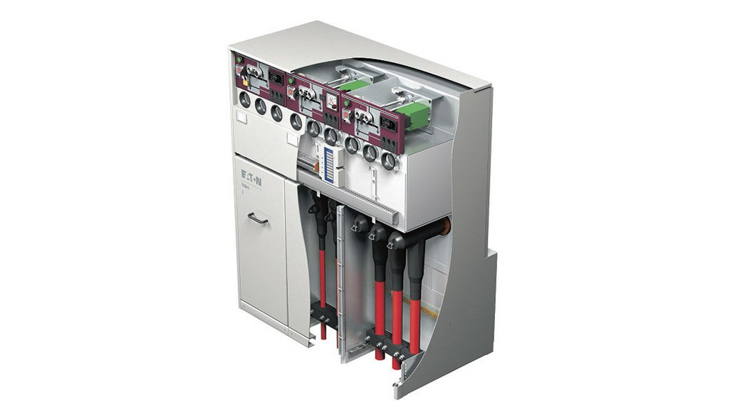 GOOD GAS The Xiria switchgear system does not use harmful sulphur hexafluoride gases