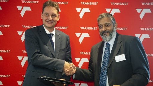 Transnet signs R1.6bn loan agreement with German bank