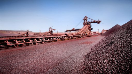 Iron-ore lifts South African mining output in September