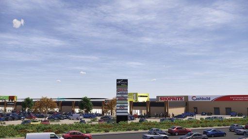 Ekhaya Mall project, South Africa