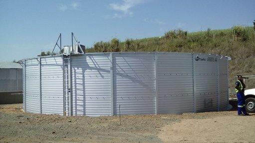 Company installs leachate tank at landfill
