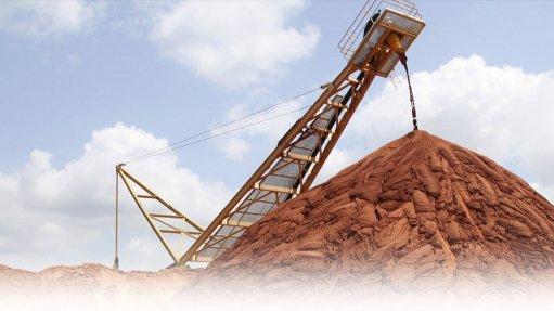 Kwale mine, Kenya