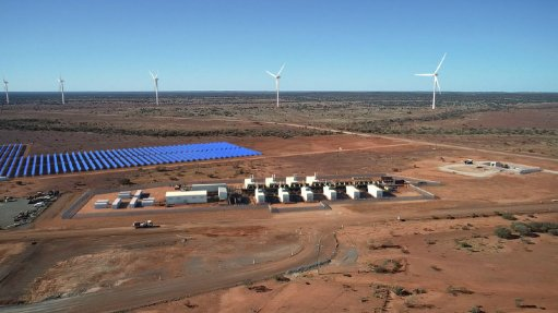 Gold Fields marks milestones as its Agnew renewables plant starts operating