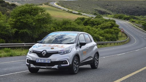 Renault edges out Suzuki in inaugural WesBank Fuel Economy Tour