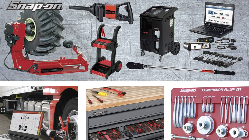 Snap-on Tools & Equipment
