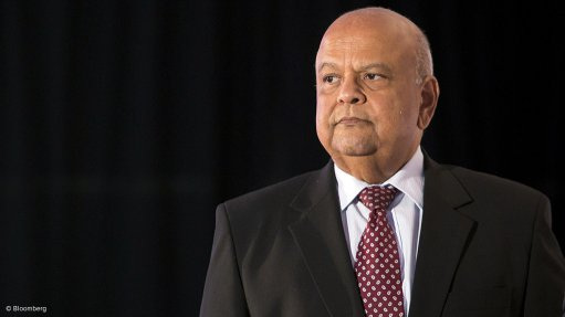 Gordhan says he will 'interfere' if Eskom jobs are threatened