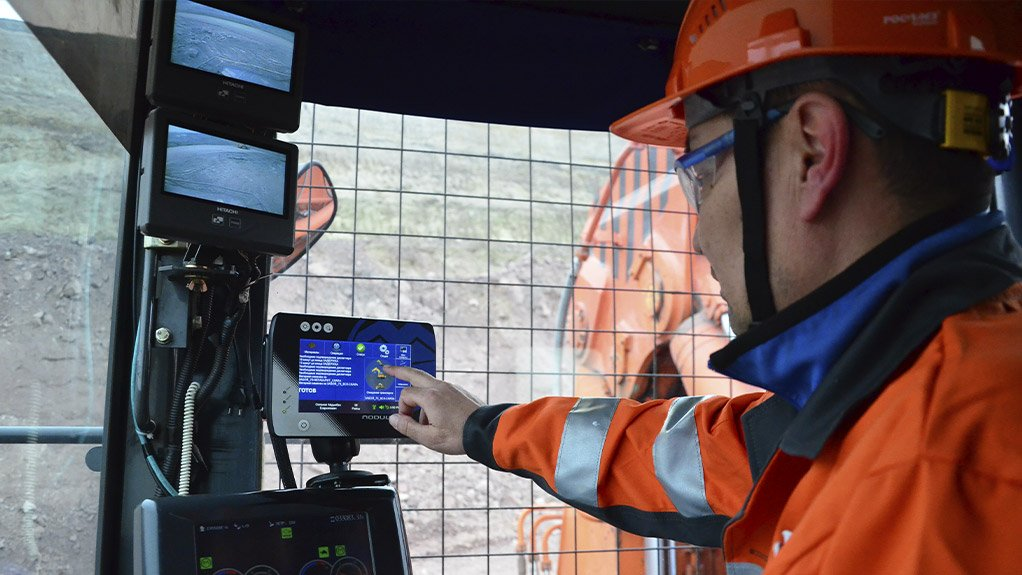 SMART MINE The Kacharsky site is now home to a range of intelligent solutions that help improve efficiency