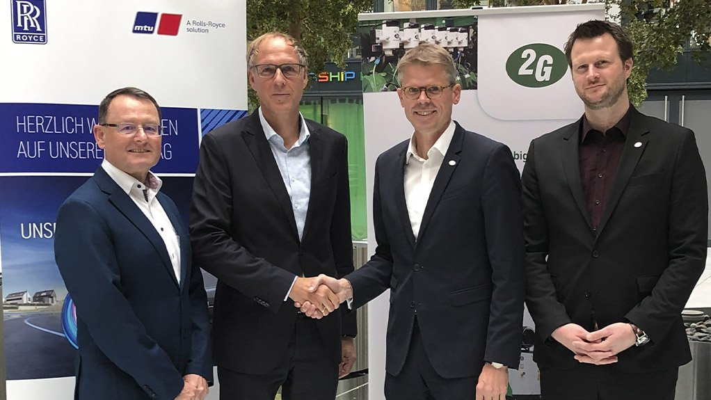 PROCURING GENSETS  Rolls-Royce is to procure gas-powered generator sets and cogeneration modules in the 250 kW to 550 kW power range with and without heat extraction