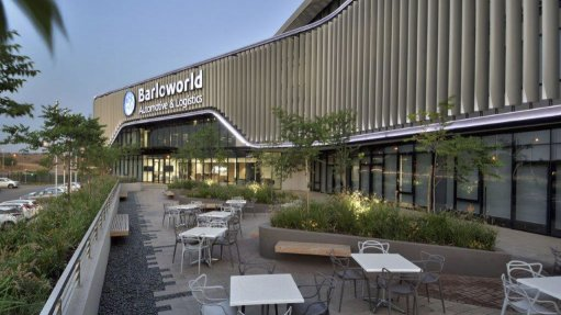 Barloworld Automotive and Logistics' head office obtains Green Star rating