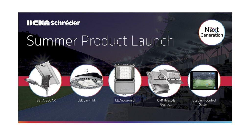 BEKA Schréder's Summer Product Launch