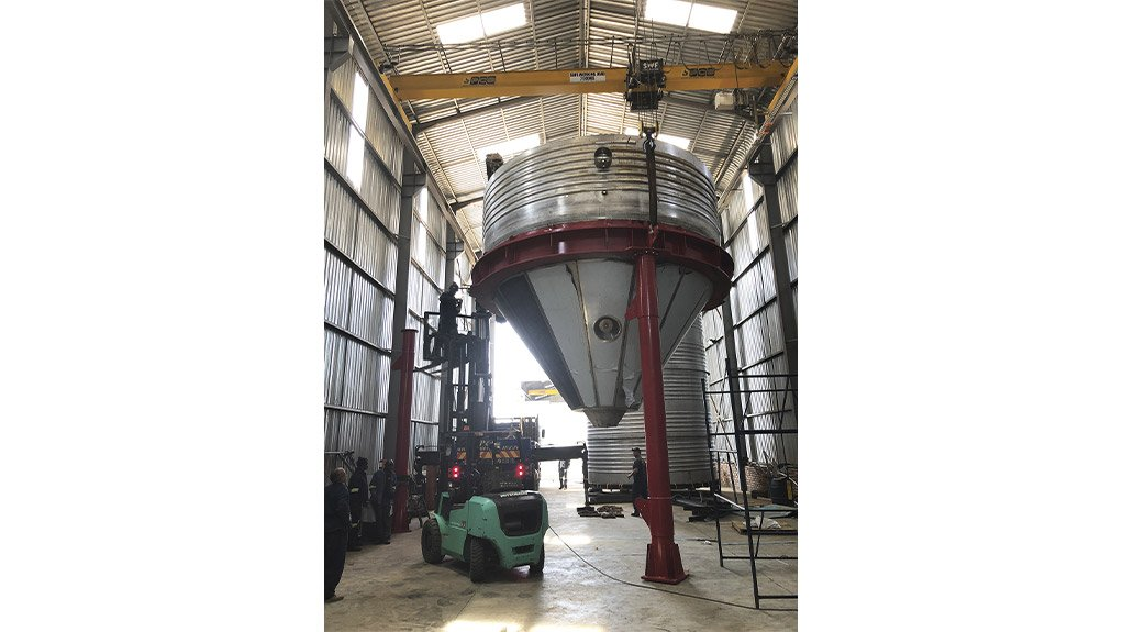Big Vessels, Multiple Vessels Built Fast