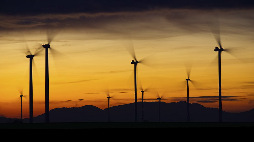 WINDS OF CHANGE Planning for renewable energy projects in previously mined areas will play a role in the just transition to a low-carbon economy