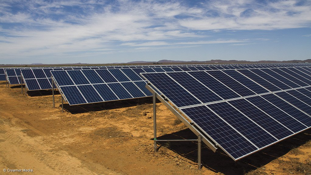SOME LIKE IT HOT A number of solar photovoltaic projects are well underway or nearing completion
