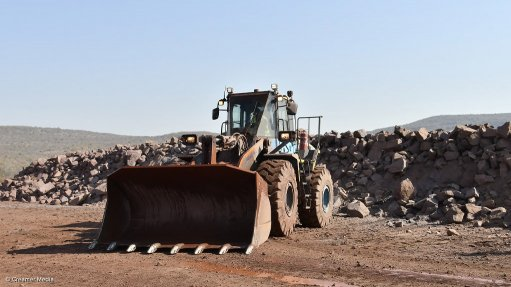 New fluorspar mine provides opportunity for downstream beneficiation