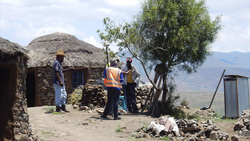 ASSET ASSESSMENT Programmes to mitigate the impact of the project are being implemented in the affected communities