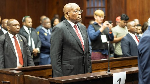 Zuma and Thales' leave to appeal dismissed with costs