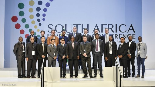 PRETTY PLEASE?  President Cyril Ramaphosa has appealed to the global investor community to support small enterprises following the commitments made at the annual South African Investment Conference
