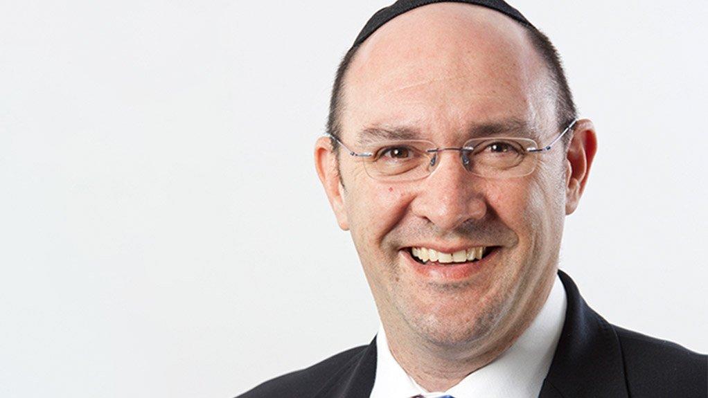 Vukile CEO Laurence Rapp
