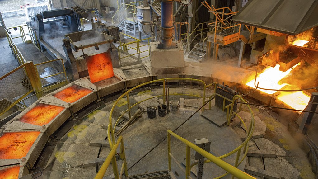 DIGITAL FOCUS The SMS group has developed strategies for advancing digitalisation in the metallurgical sector