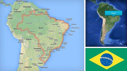 Medium-density fibre production line, Brazil