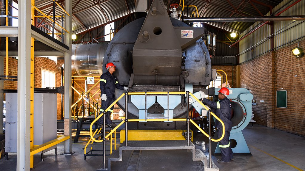 BOILER UPKEEP  The company's knowledge and expertise in refurbishment services has become vital for the maintenance of second- and third-hand boilers