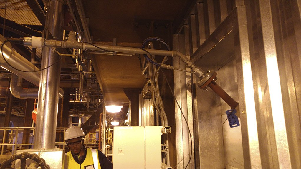 KEEPING THE LIGHTS ON The Procon boiler tube leak-detection system can eliminate unplanned shutdowns caused by boiler tube leaks