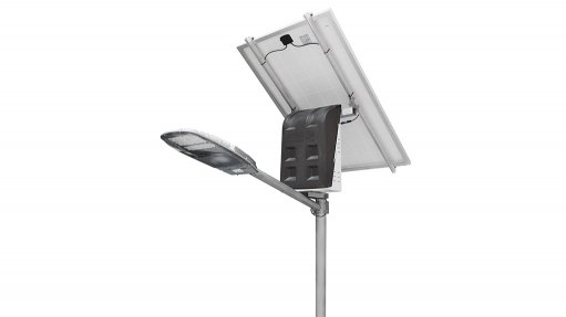 Solar streetlights cater for lighting requirements