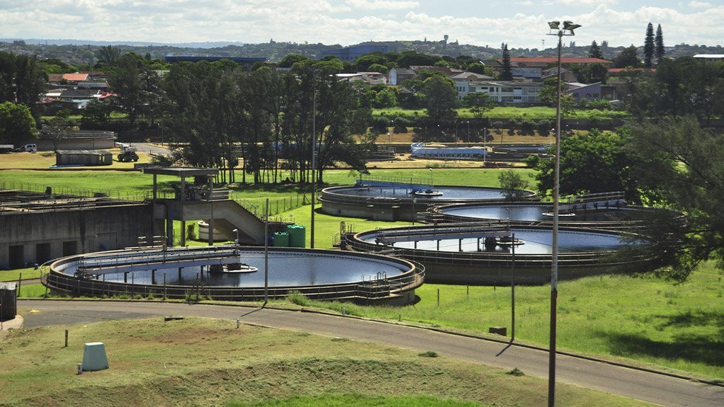 THE NEXT STEP  Government needs to attract private sector funding to meet its water and sanitation infrastructure development requirements