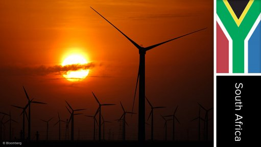 Karusa and Soetwater wind farms, South Africa