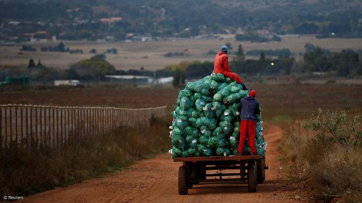 Farmers reeling from latest bout of load-shedding