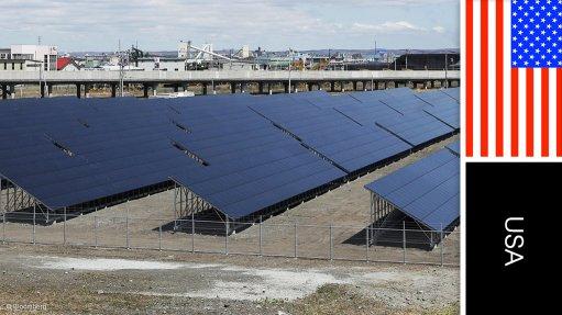 Riverstart Solar Park, US