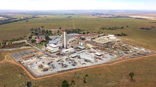 Driefontein mine, South Africa