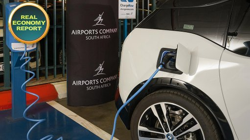 BMW, ACSA launch EV charging stations at three airports