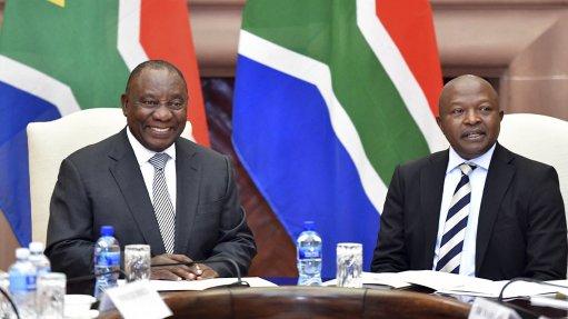 Gordhan and Eskom board 'misled' Ramaphosa about load shedding – David Mabuza