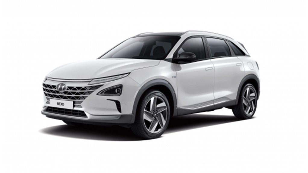 Hyundai's NEXO fuel cell car