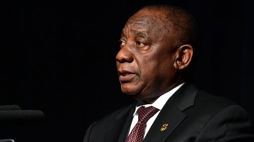 Ramaphosa discusses peaceful resolution to US-Iran tensions in call to Rouhani