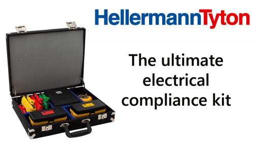 The ultimate electrical compliance kit