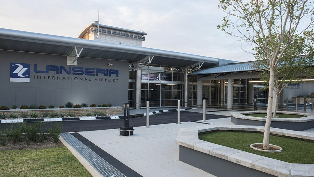 GROWING ON UP The Lanseria International Airport continues to add to its upgrades to increase its appeal to travelers in South Africa