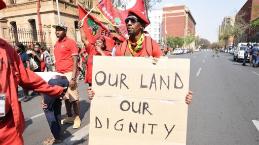 Land expropriation: Deadline for written submissions on constitutional amendment looms
