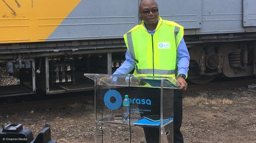 Administrator sets out ambitious plan for 'broken' PRASA