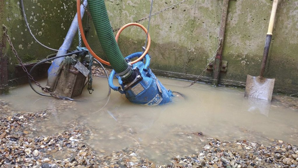 MEETING INTERNATIONAL STANDARDS Atlantic Pumps is a specialist in pumping abrasive and aggressive fluids and works closely with the quarrying, mining, recycling and aggregates industries