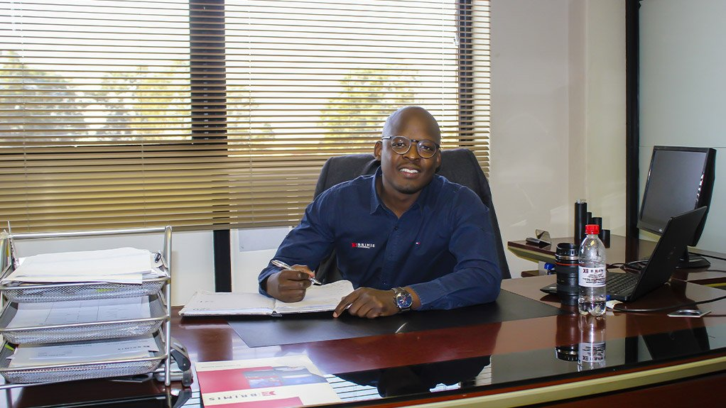 ANDILE NQANDELA  Our capabilities as an end-to-end supply, fitment and maintenance organisation mean that we are ideally placed to be part of KSB SA's service offering