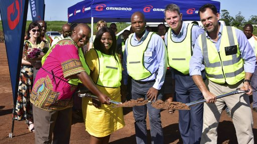 Grindrod breaks ground at R105m AutoPort project