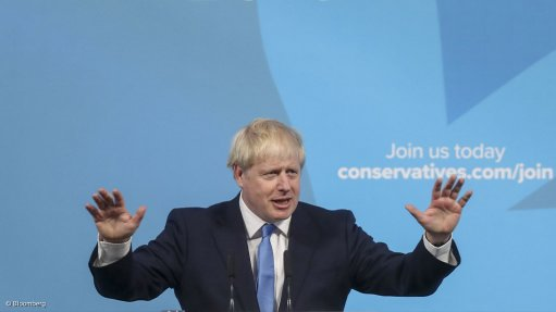 As Brexit nears, UK's Johnson pushes for deeper trade ties with Africa