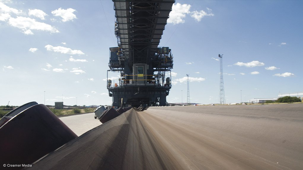 MODIFICATION ROLLOUT Modifications to the Medupi conveyor systems will also be applied at Kusile