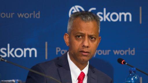 Ex-Eskom, Transnet CFO Anoj Singh's disciplinary hearing to resume next week