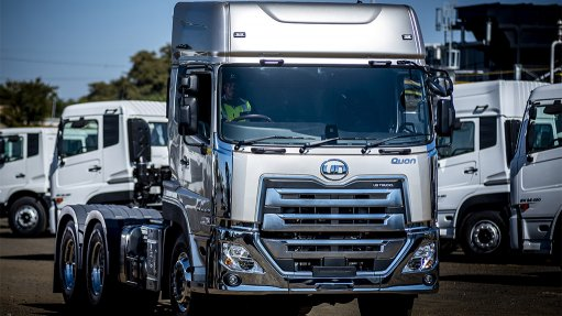 South African transport operators 'under pressure'; UD Trucks to face year of change