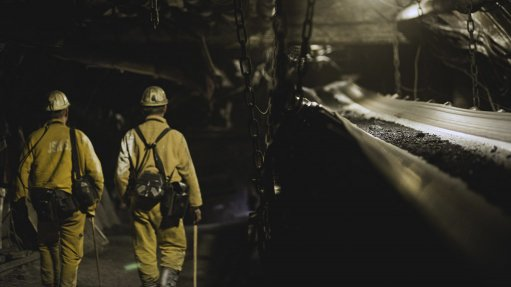 BUMPY RIDE The health of the local conveyor manufacturing industry directly depends on the health of the mining industry ealth mining industry