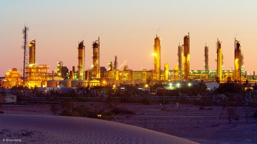 Santos reports record year